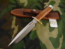 "RANDALL KNIFE KNIVES #1-7"",BDH,RWBS,LEATHER,DB   #A2517"
