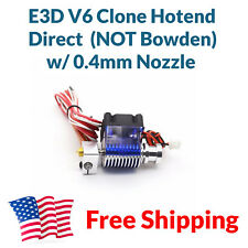 E3D V6 J-head Direct Drive Hotend Kit 1.75 12V Hot End  FREE FAST USA SHIP