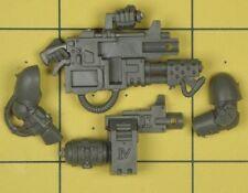 Warhammer 40K Space Marines Deathwatch Kill Team Infernus Heavy Bolter