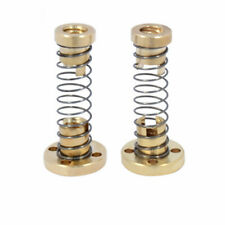 T8 Anti Backlash Spring Loaded Nut Eliminate The Gap For 28mm Acme Thread Rod