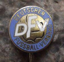 DFV Deutscher Fussball Verband East German Football Association Soccer Pin Badge