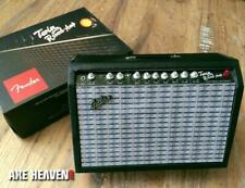 Axe Heaven Fender Twin-Reverb Ornamental Amp Model Miniature Collectible FTR-AMP