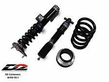 D2 Racing RS Coilovers FORD MUSTANG 2015+ TURBO 4CYL V8 V6 36 WAY ADJUSTABLE