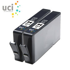2 Photo Black HP 364XL UCI® Ink Cartridge fit for Photosmart C5390 C6300 C6380