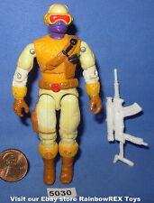 1991 SNOW SERPENT Cobra Snow Trooper GI Joe 3 3/4 inch Figure #2