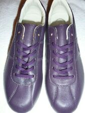 BOGNER Damen Sneaker Schnürung Leder Gr.40 NEU - Lila