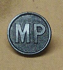 WWI MP/ Military Police Collar Disk