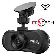 Vantrue X3 WIFI Dash Cam, Super HD 2.5K 1440P Night Vision Parking Mode