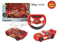 "Disney Store LIGHTNING MCQUEEN REMOTE CONTROL RC Parks 6"" NEW PIXAR CARS 3 2020"