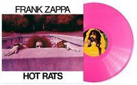 Frank Zappa - Hot Rats (50th Anniversary) [New Vinyl LP] Clear Vinyl, Pink, Anni