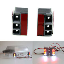 Rear LED Light Bracket / Housing For 1/10 RC Crawler Axial SCX10 II 90046 90047