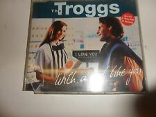 Cd  With a Girl Like You von the Troggs (1993) - Single