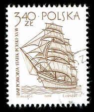 Scott # 1213 - 1964 - ' Dar Pomorza, 20th Century School Ship ', Sailing Ship