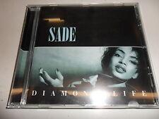CD  Sade - Diamond Life