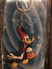 Collectible Woody Woodpecker Halloween Keychain - Warner Bros Classic Cartoons