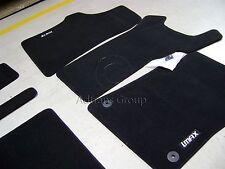 GENUINE HYUNDAI TQ iMAX FULL SET OF TAILORED CARPET MATS SET 3 ROWS FLOOR MAT