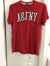 Men's T-shirt size small Abercrombie & Fitch