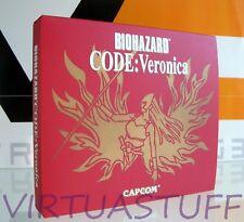 Biohazard code: Veronica, Limited Edition, Dreamcast, Sega, JAP, Very Good Cond