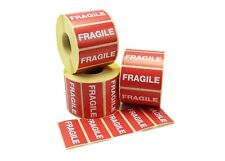 1,000 - 'FRAGILE ' Labels / stickers on a roll. Ideal shipping labels.