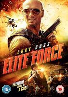 Elite Force DVD (2015) Luke Goss, Saber (DIR) cert 15 ***NEW*** Amazing Value