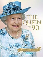 The Queen at 90: A Royal Birthday Souvenir - New Book Knappett, Gill