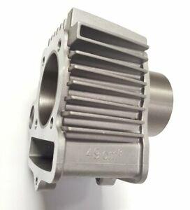 ALU  Zylinder Dax Monkey Honda skyteam  51 mm    85 ccm ( 49 ccm aufdruck)