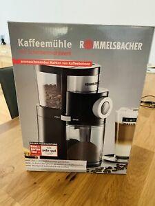 elektrische Kaffeemühle ROMMELSBACHER EKM 200 - Schwarz