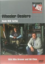 WHEELER DEALERS SAAB 900 TURBO DVD WITH MIKE BREWER AND EDD CHINA