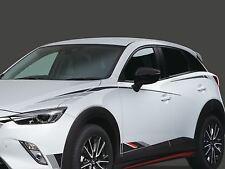 Mazda CX3 2015>  Body Decal Kit DB2WV3040S3