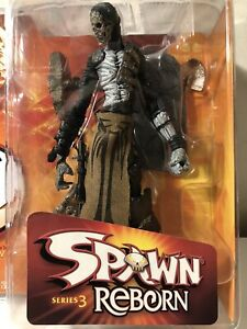 2005 McFarlane Toys Spawn Reborn Series 3 Grave Digger Action Figure NEW