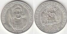 Monnaie Française 100 francs argent Clovis 1996