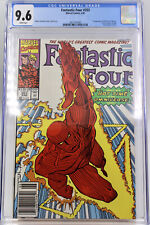 Fantastic Four #353 CGC 9.6 NM+ Newsstand First Mobius Appearance Disney+ Loki