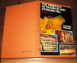 MINERALS OF FRANKLIN & STERLING HILL A CHECK LIST Clifford Frondel 1972 Mining