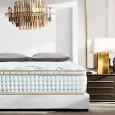 Maxzzz 12Inch Queen Size Luxury Gel Infused Memory Foam Double Mattress
