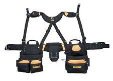 DEWALT DG5617 20-Pocket Pro Framer's Combo Apron and Yoke-style Suspenders