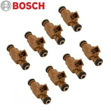 Mercedes-Benz ML500 S430 S500 CLK500 E500 SL500 CLK430 Set of 8 Fuel Injectors