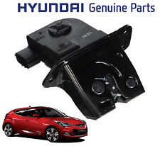 New OEM Rear Trunk Lid Lock Actuator 81230 2V000 for Hyundai Veloster 12-17