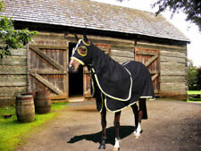 "Black Horse Rugs 6' 0"" Size"