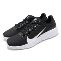 Nike Explore Strada WNTR Black White Men Running Shoes Sneakers CQ7626-002