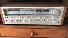 PIONEER SX-1080 Stereo Monster Receiver 240 Watts RMS Vintage 1978 Rare Like New