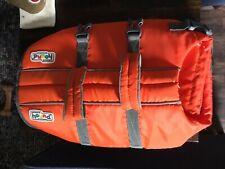 Dog Life Jacket Size Medium
