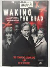 Waking the Dead: The Complete Season One & Pilot Episode BBC (DVD) Very Good