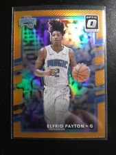 2017-18 Donruss Optic #110 Elfrid Payton Orange Prizm Basketball Card 85/199