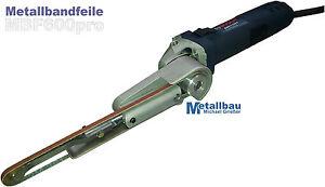 Bandfeile Metallbandfeile Rohrschleifer MBF600pro BOSCH