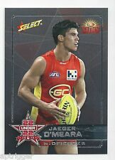 2013 AFLPA Under 22 JAEGER O'MEARA Gold Coast