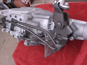 1964 CHEVY II CHEVELLE IMPALA SS MUNCIE Or T10 OEM ITM 4 SPEED SHIFTER(NO TRANS)