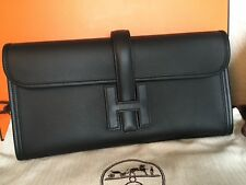 fe52f3457ef HERMÈS Leather Clutch Bags & Handbags for Women for sale   eBay