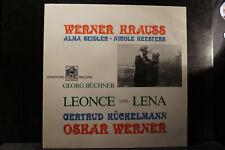 Georg Büchner - Leonce und Lena / Werner/Krauss