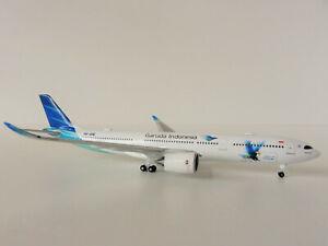 Garuda Indonesia Airbus A330-900NEO 1/500 Herpa 535021 A330-900 Pk-Ghe