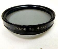 CPC 49mm Lens Polarizing Polar PL Filter Made in Japan